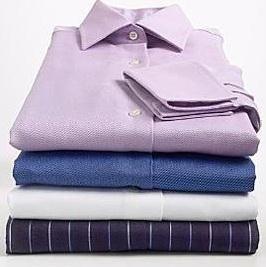 Σιδέρωμα ρούχων καθαριστήριο